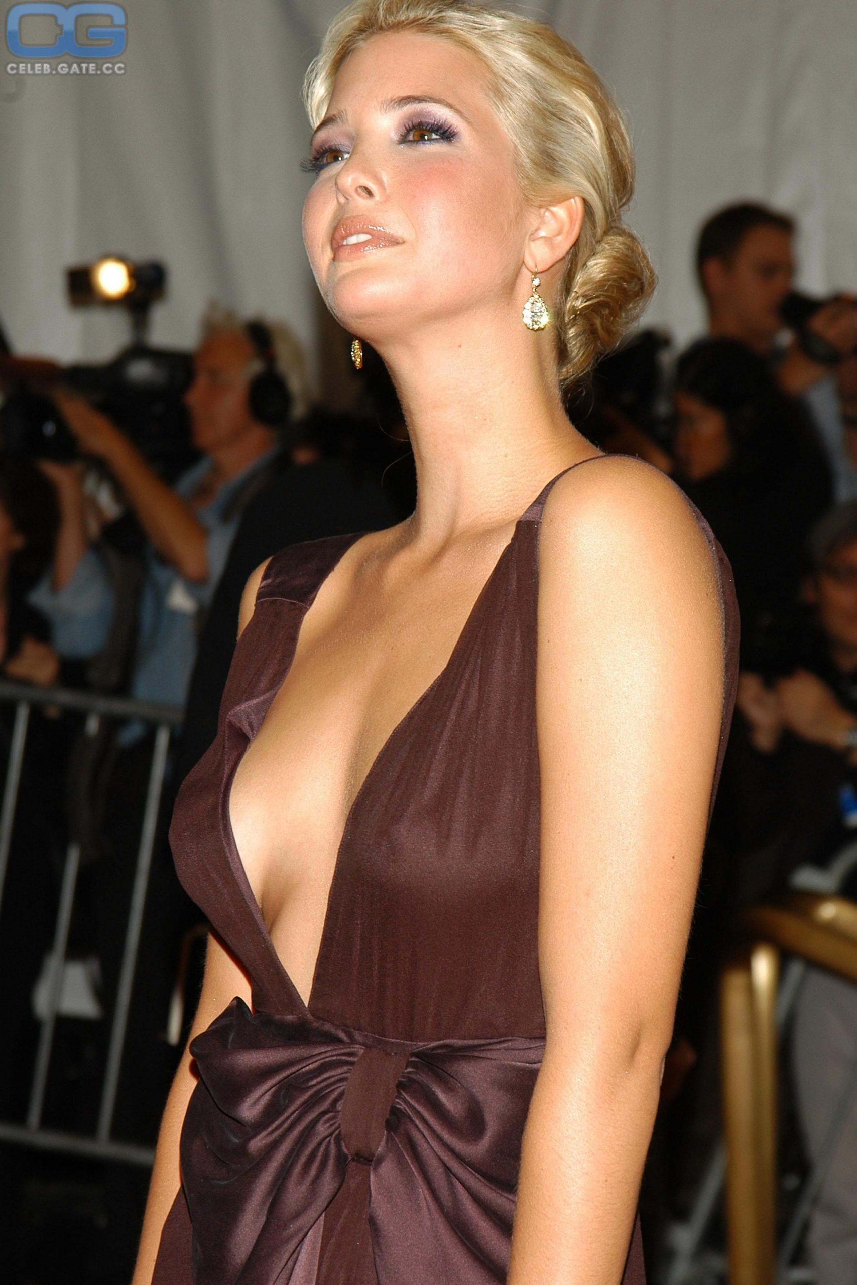 Ivanka Trump sexy look pic