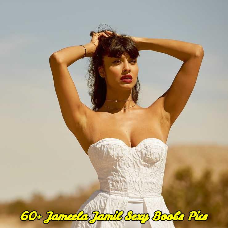 Jameela Jamil sexy boobs pics