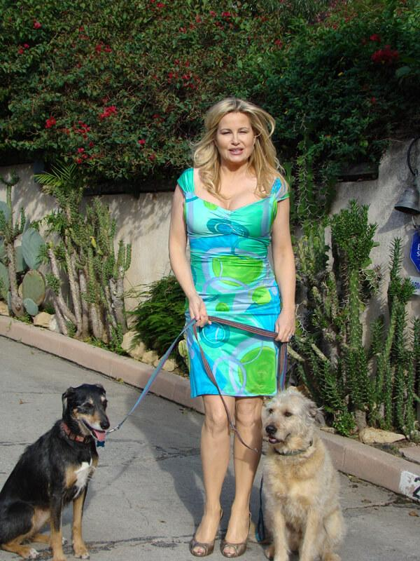Jennifer Coolidge sexy dress pics