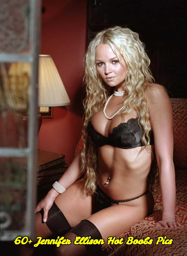 Jennifer Ellison hot boobs pics