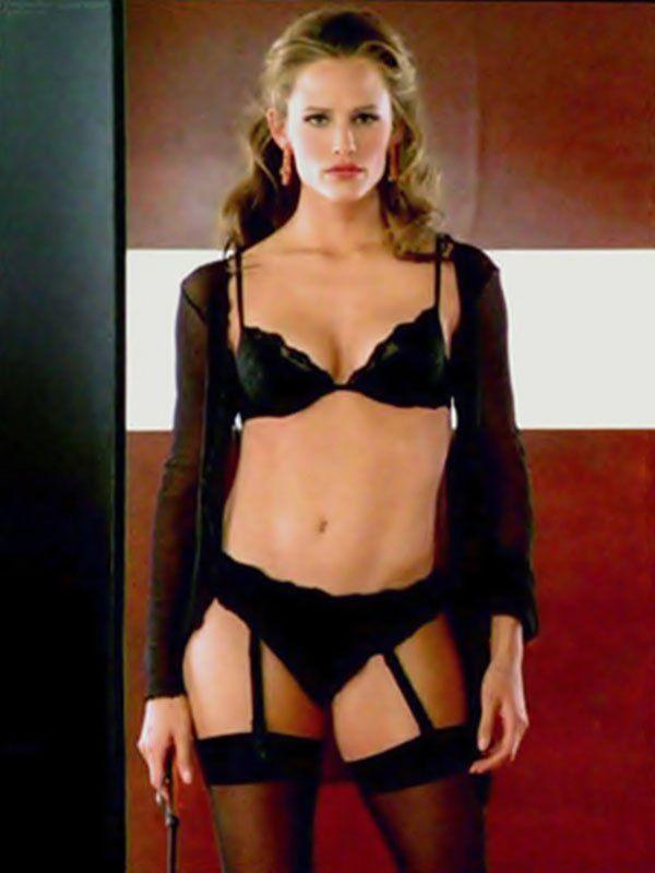 Jennifer Garner hot lingerie pictures