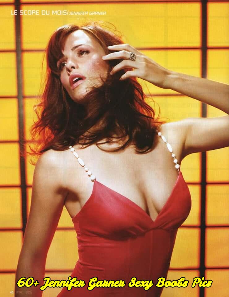 Jennifer Garner sexy boobs pics