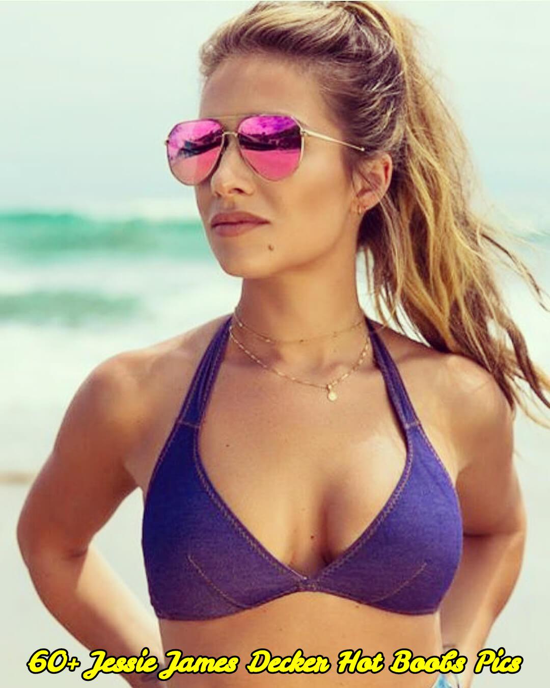 Jessie James Decker hot boobs pics
