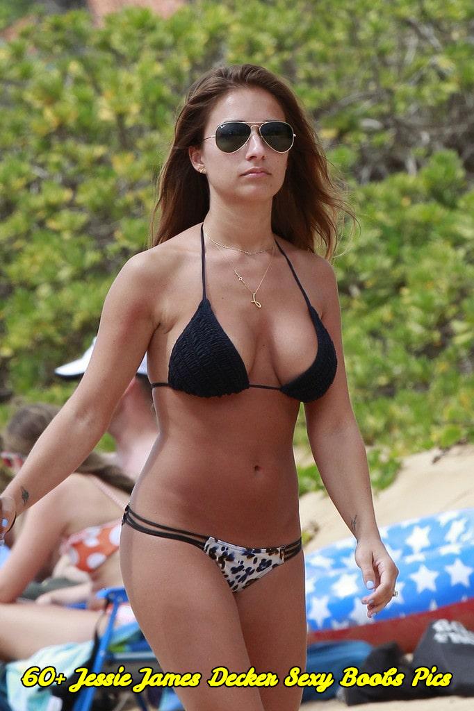 Jessie James Decker sexy boobs pics