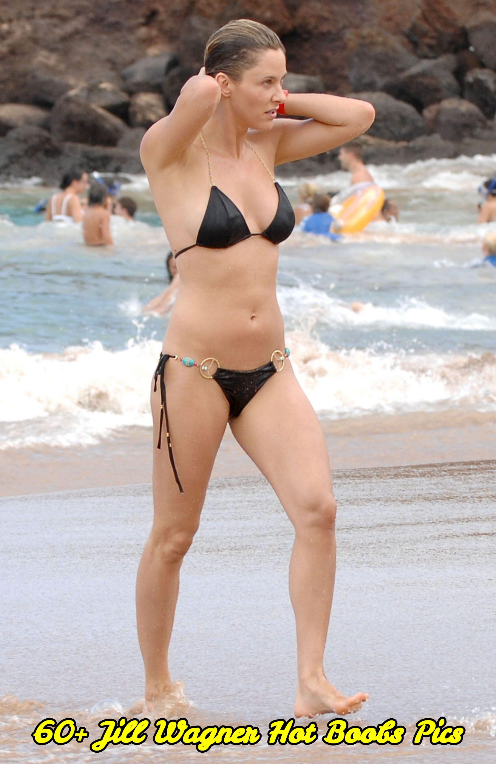 Jill Wagner hot boobs pics