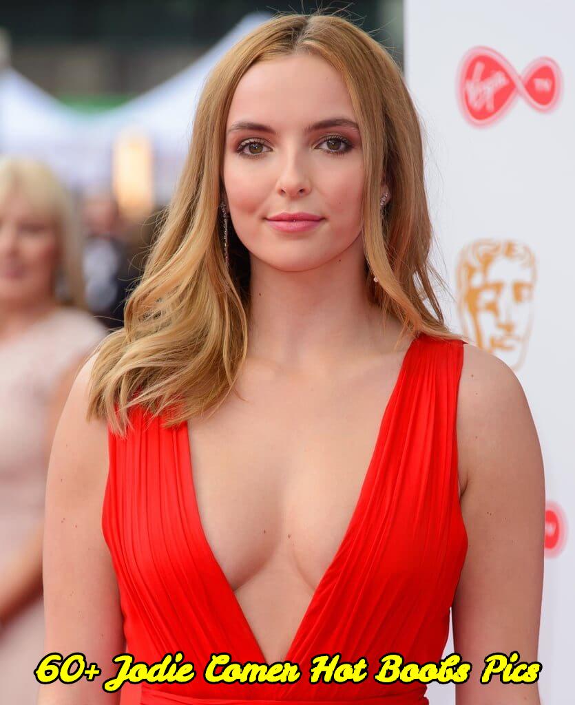 Jodie Comer hot boobs pics