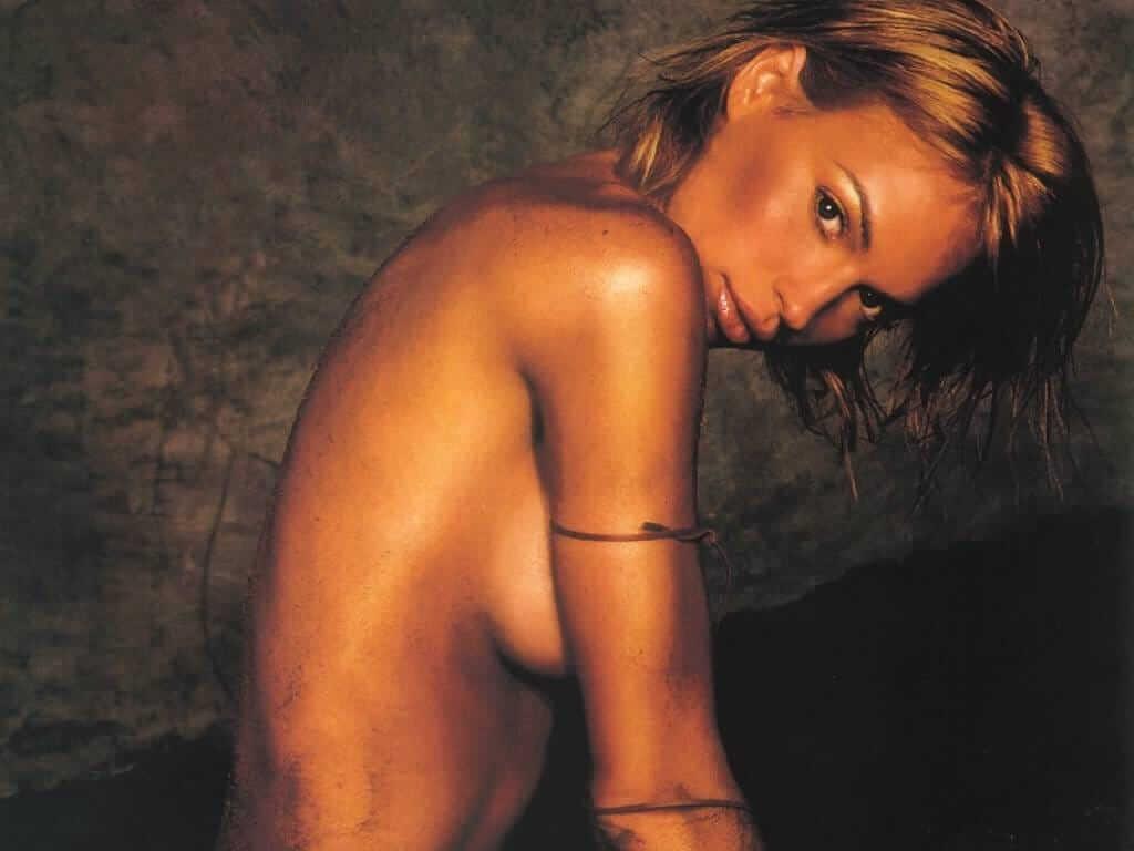 Jolene Blalock near nude pics
