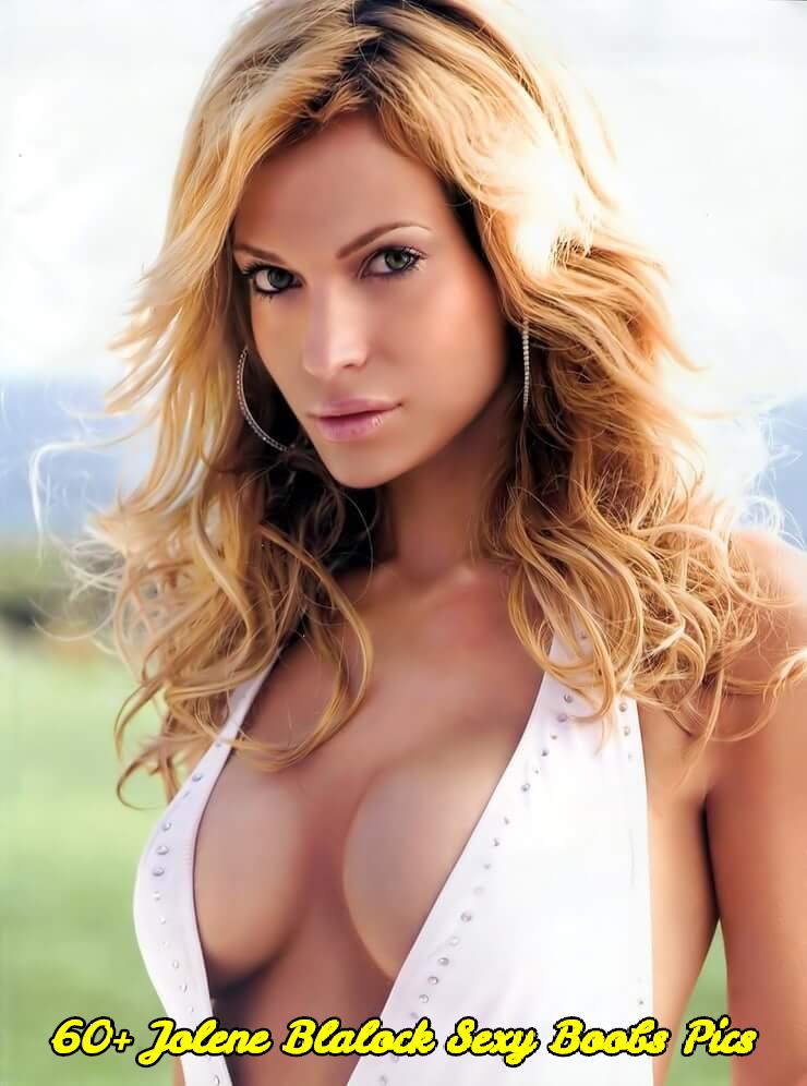 Jolene Blalock sexy boobs pics