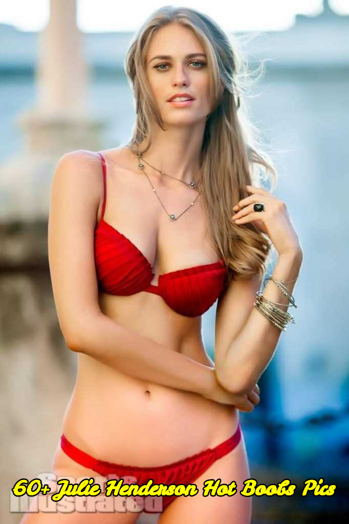 Julie Henderson hot boobs pics