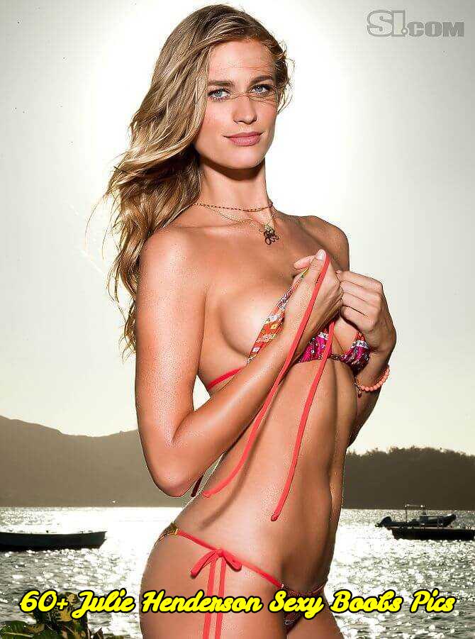 Julie Henderson sexy boobs pics