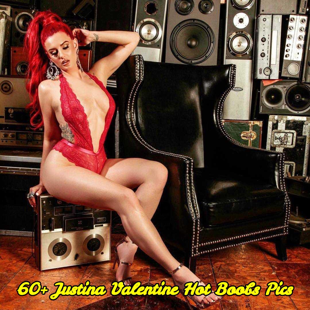 Justina Valentine hot boobs pics