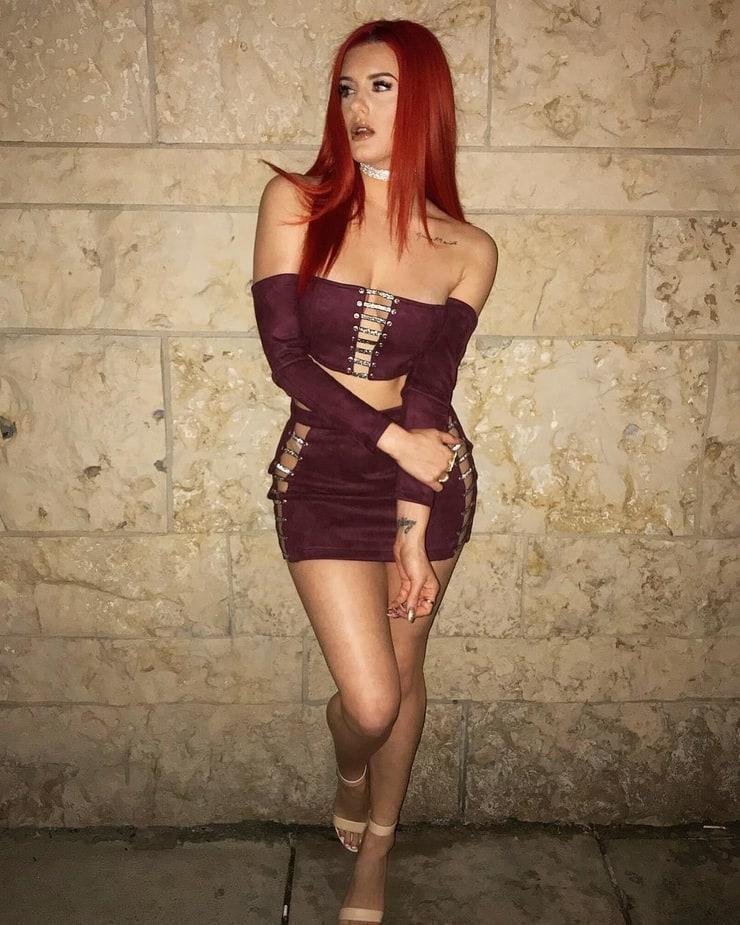 Justina Valentine sexy look pics