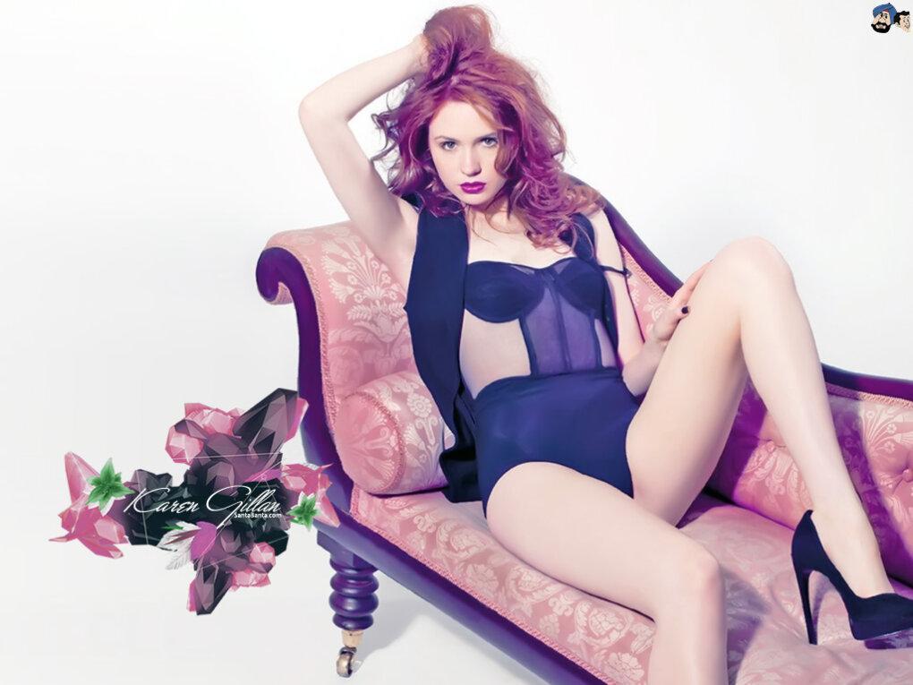 Karen Gillan hot pic