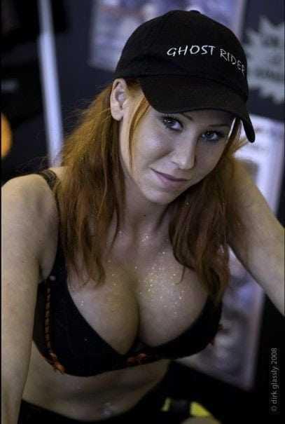 Kari Byron sexy pics