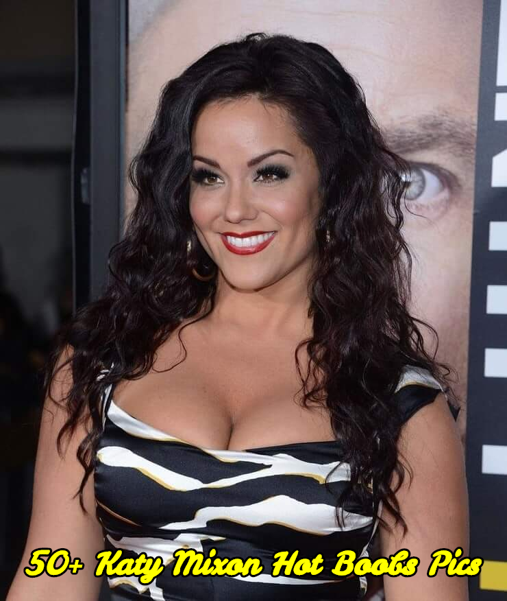 Katy Mixon hot boobs pics