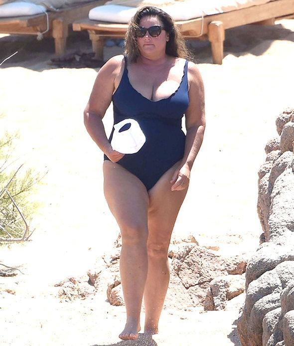 Keely Shaye Brosnan sexy look