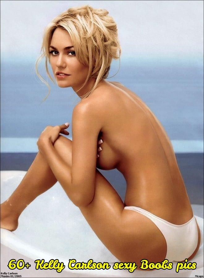 Kelly Carlson sexy pictures