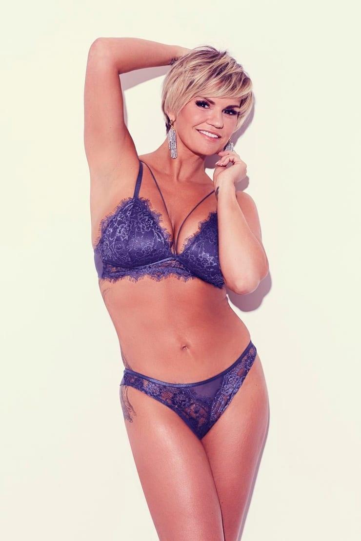 Kerry Katona hot look