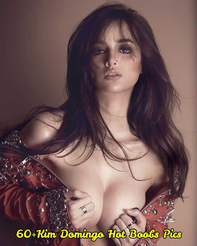 Kim Domingo hot boobs pics