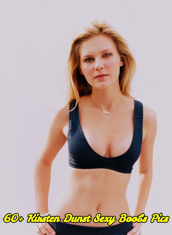 Kirsten Dunst sexy boobs pics