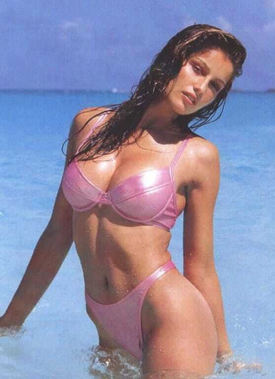Laetitia Casta bikini pics