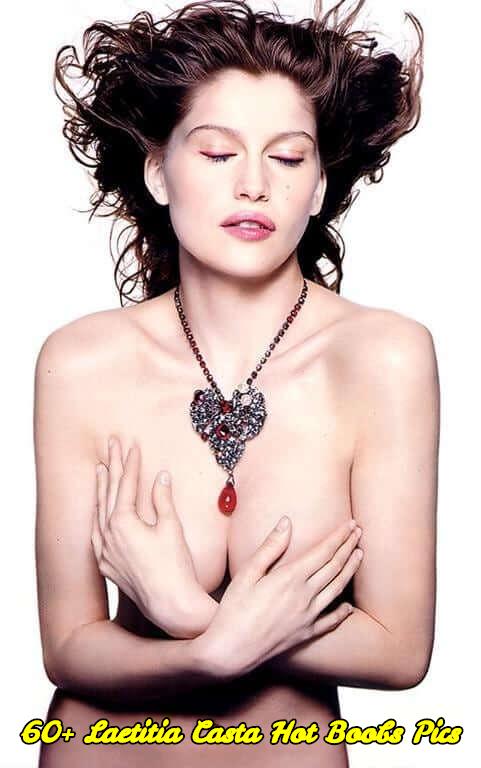 Laetitia Casta hot boobs pics