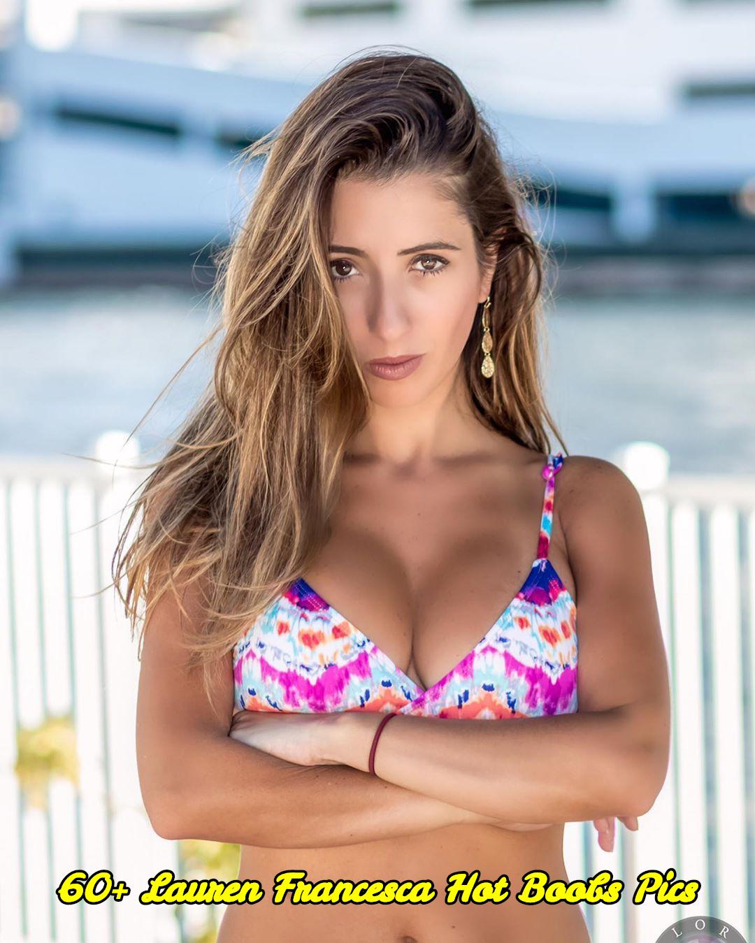 Lauren Francesca hot boobs pics