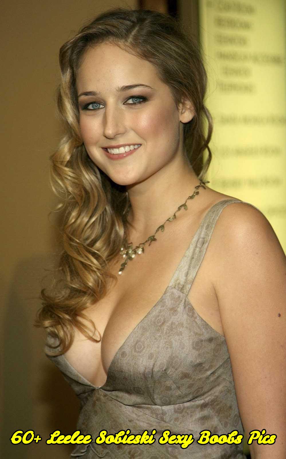 Leelee Sobieski sexy boobs pics