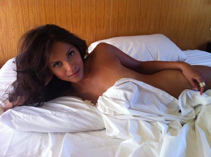 Lesley-Ann Brandt hot photos
