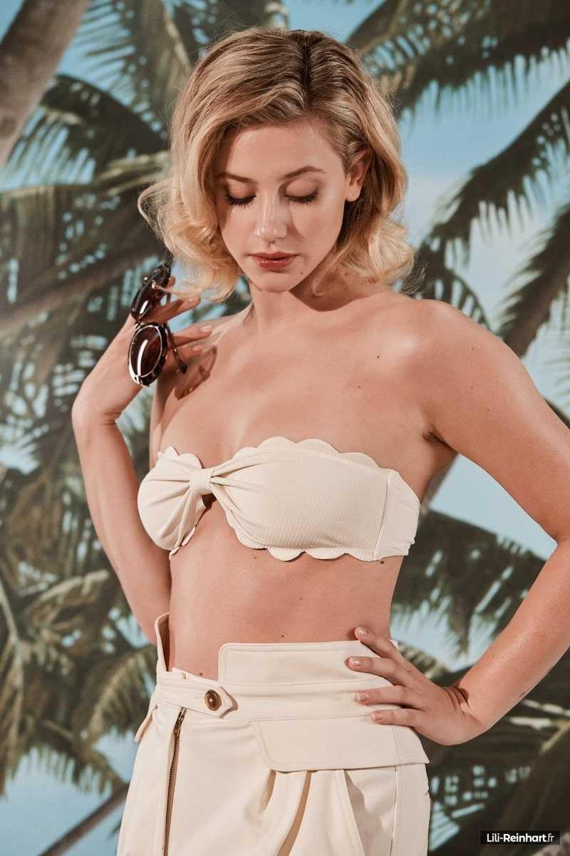 Lili Reinhart hot tits pics