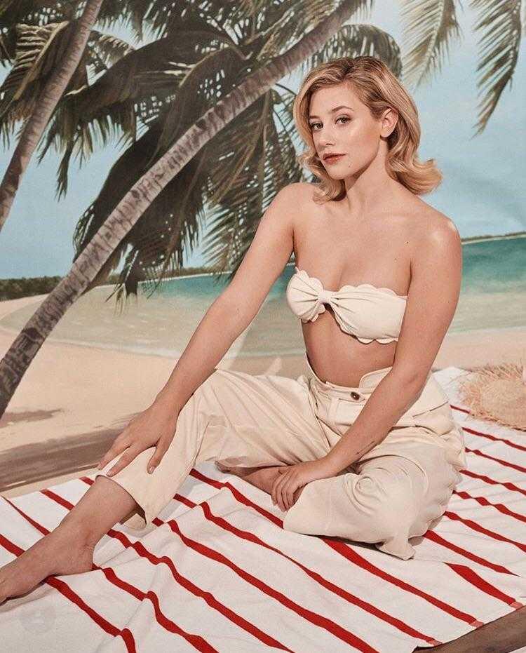 Lili Reinhart sexy bikini pics