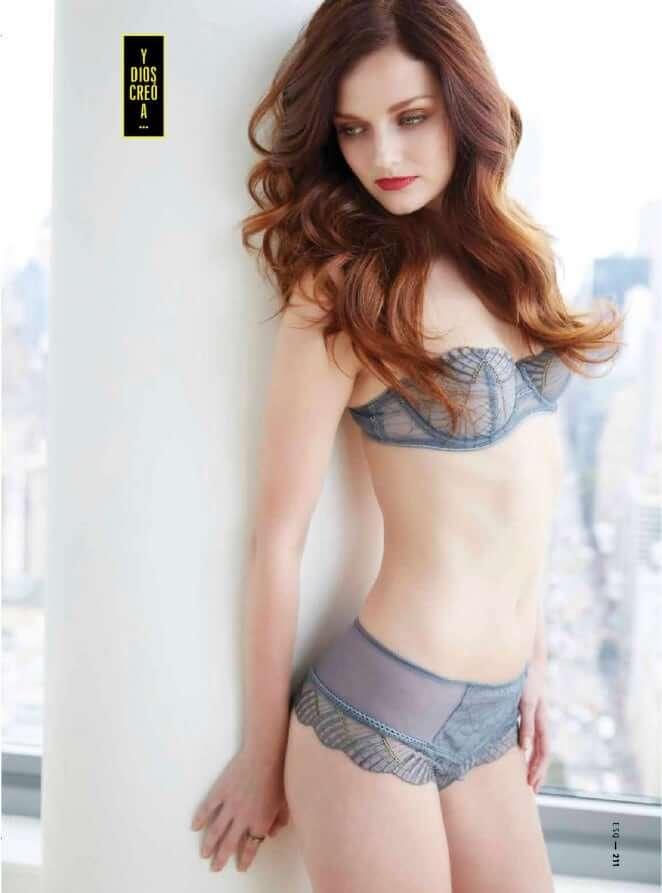 Lydia Hearst hot bikini pics (2)