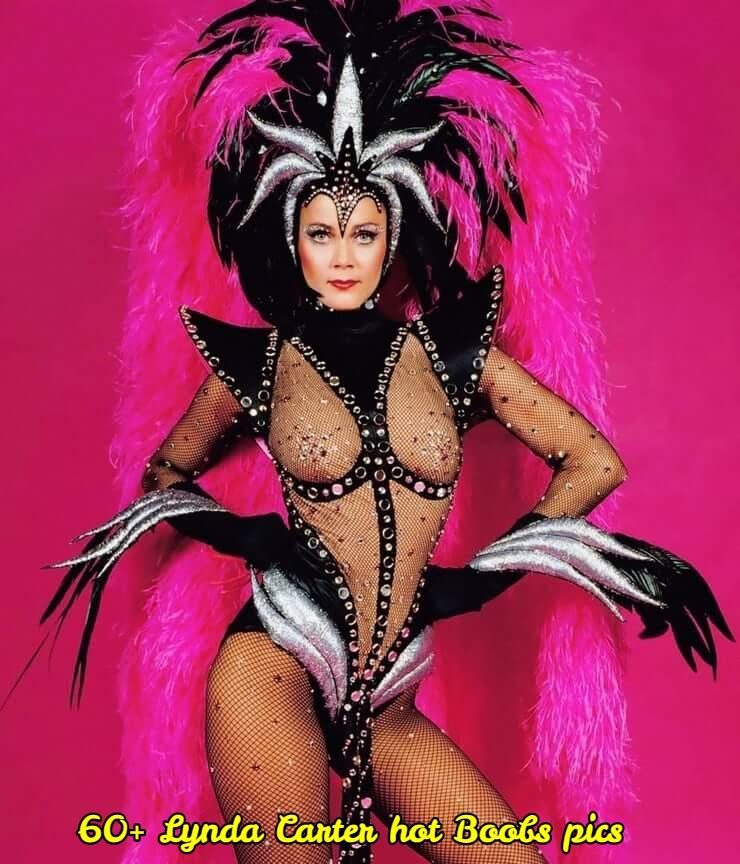 Lynda Carter hot look