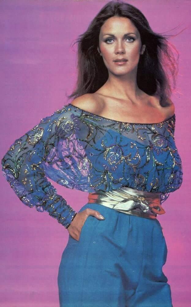 Lynda Carter hot pic