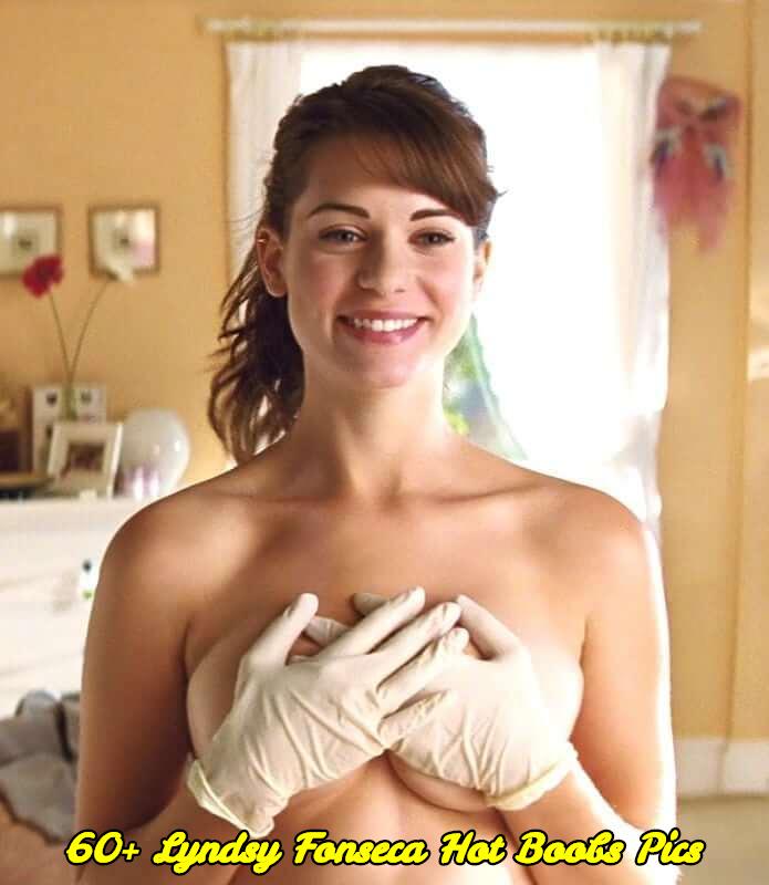 Lyndsy Fonseca hot boobs pics