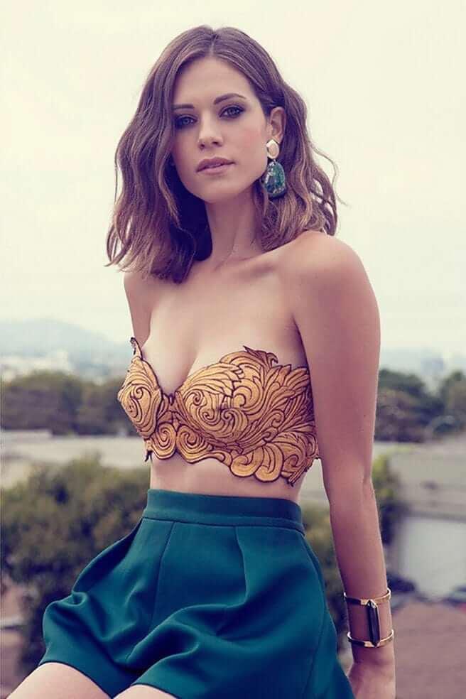 Lyndsy Fonseca sexy tits pics