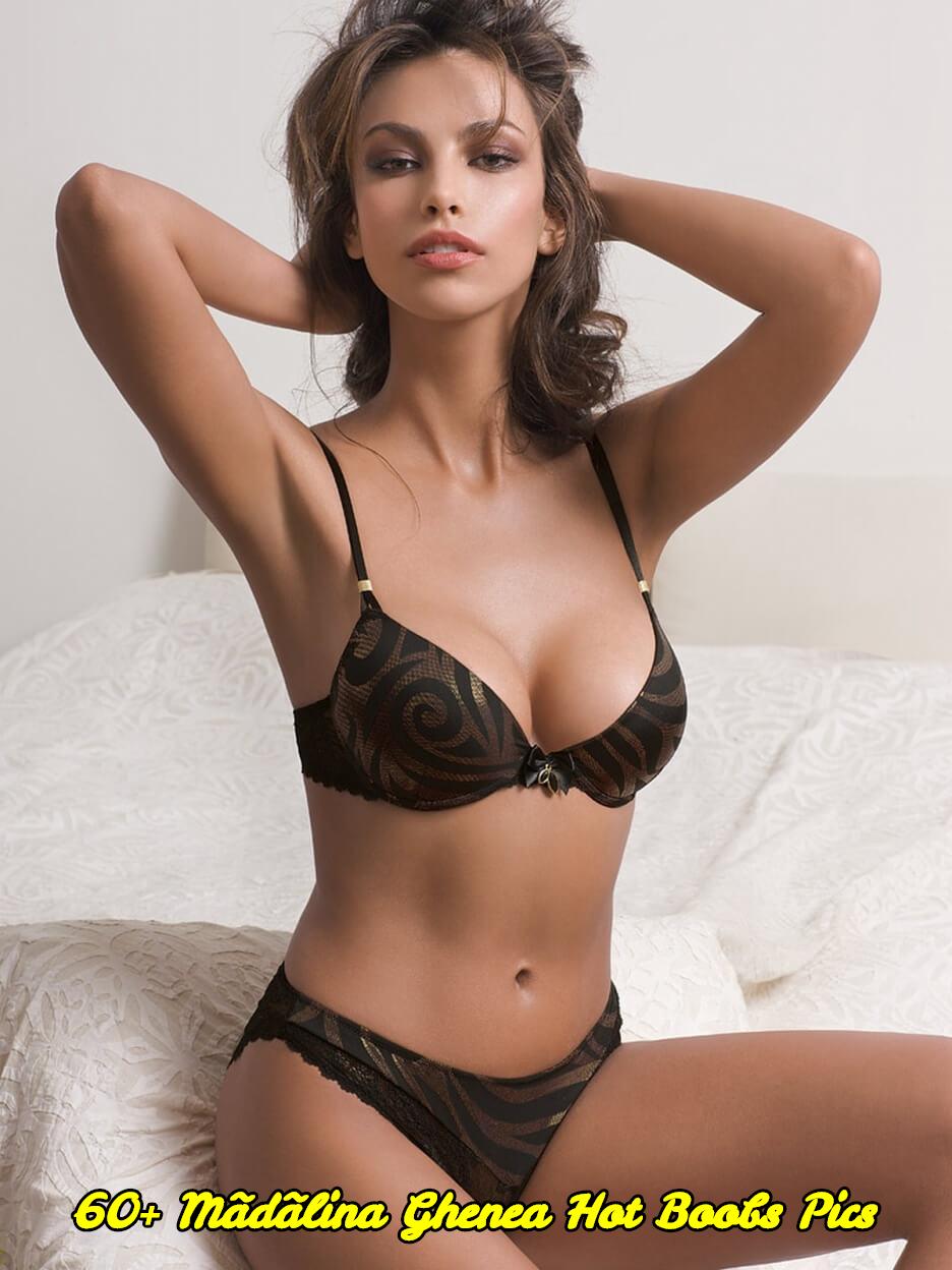 Mãdãlina Ghenea hot boobs pics
