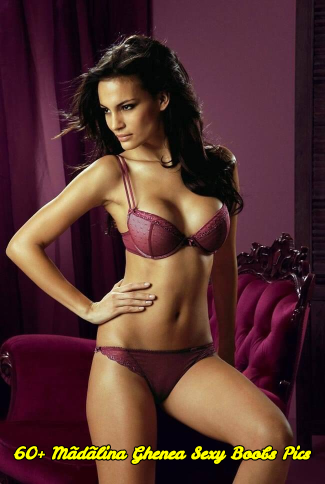 Mãdãlina Ghenea sexy boobs pics