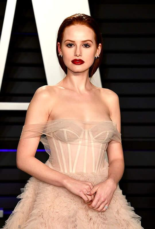 Madelaine Petsch busty pictures