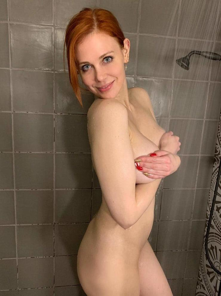 Maitland Ward topless pic