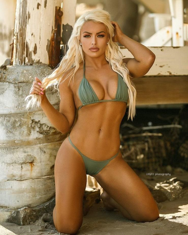Mandy Rose hot pics