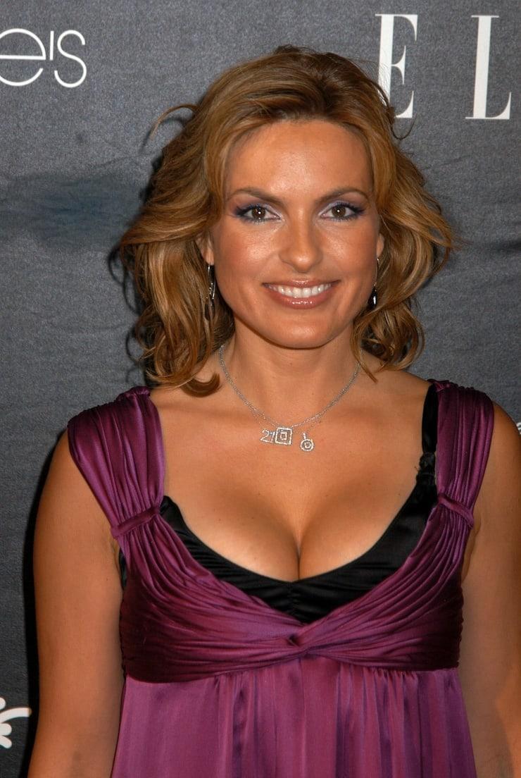 Mariska Hargitay hot pic