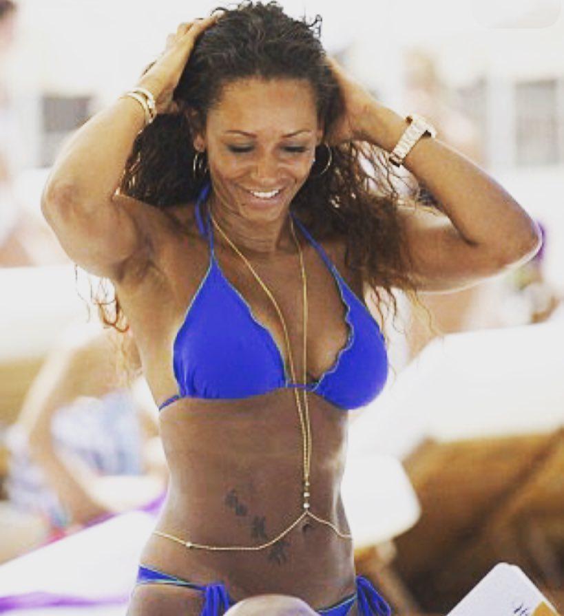 Mel B sexy bikini (2)