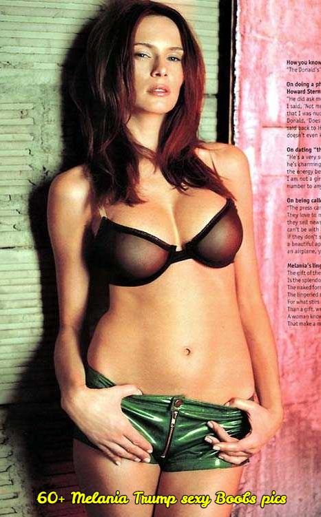 Melania Trump sexy bikini pic