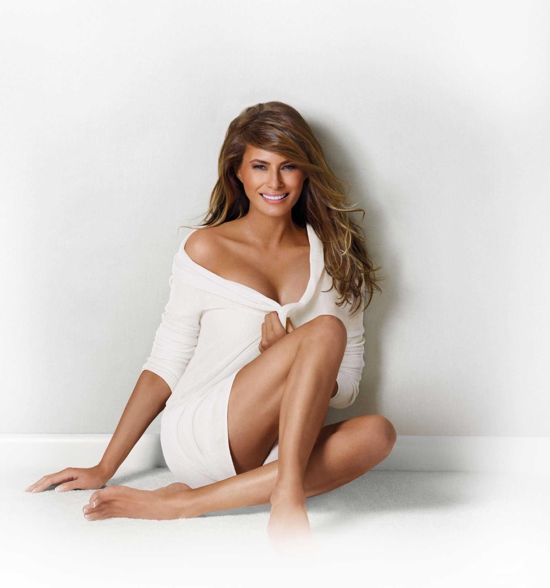 Melania Trump sexy pictures