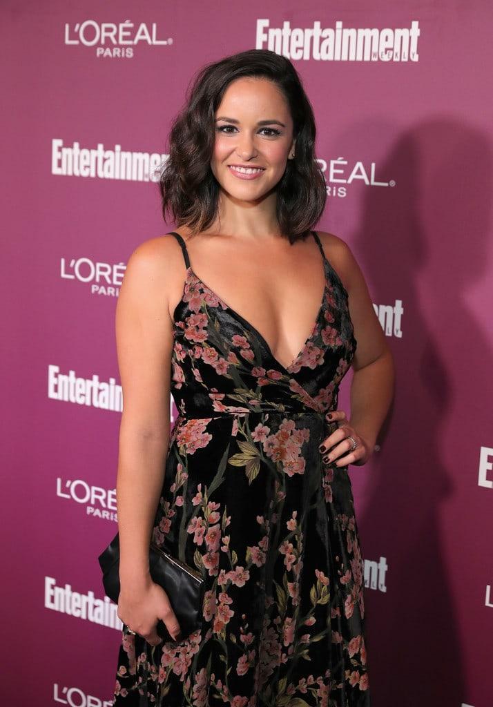 Melissa Fumero hot look pic