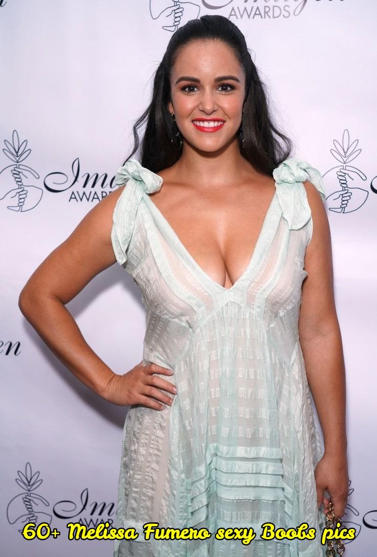 Melissa Fumero sexy pictures