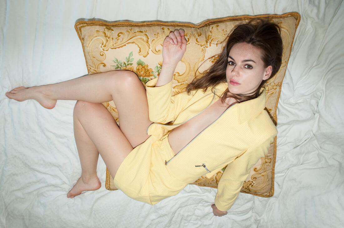 Michelle Mylett hot