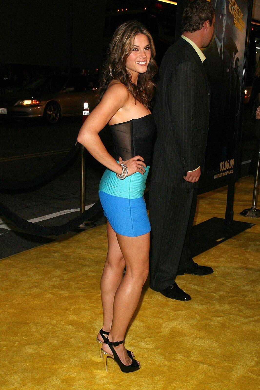 61 Hottest Missy Peregrym Boobs Pictures Are As Tight As Can Be