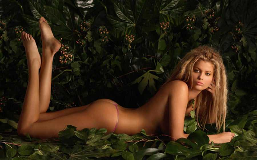 Natalia Bush near nude pics